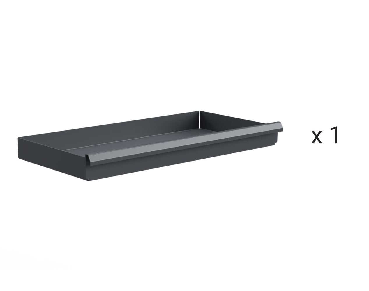 Heavy Duty Drawer Kit with (1) 4 in. Drawer for 36 in. W x 24 in. D Cabinet