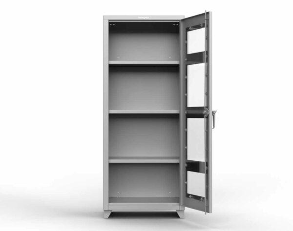 14 GA Heavy Duty Clearview Cabinet - Single Door