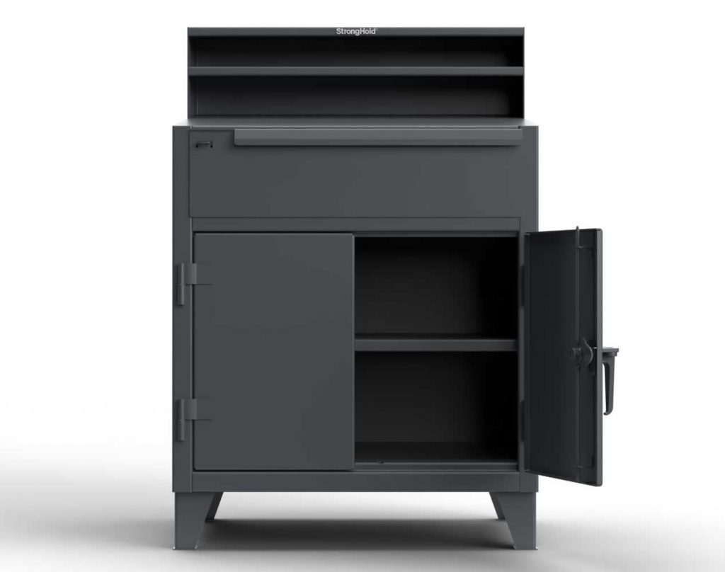 12 GA Extra Heavy Duty Shop Desk