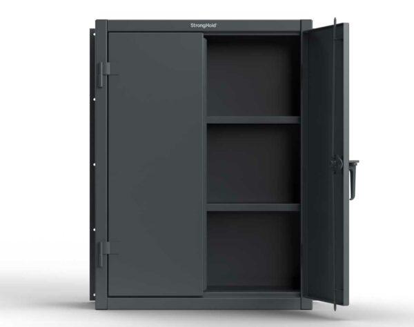 12 GA Extra Heavy Duty Wall Mounted Cabinet
