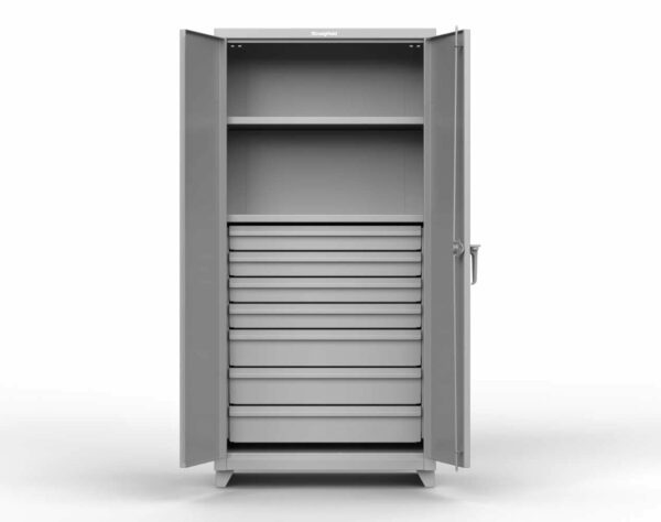 14 GA Heavy Duty Cabinet with 7 Drawers
