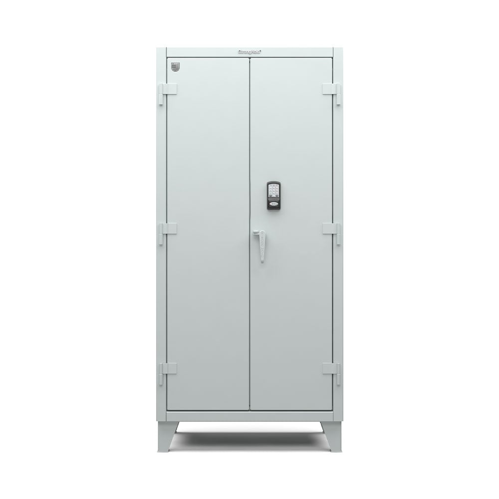 Strong Hold Cabinet with Access Control Keypad & Card Reader