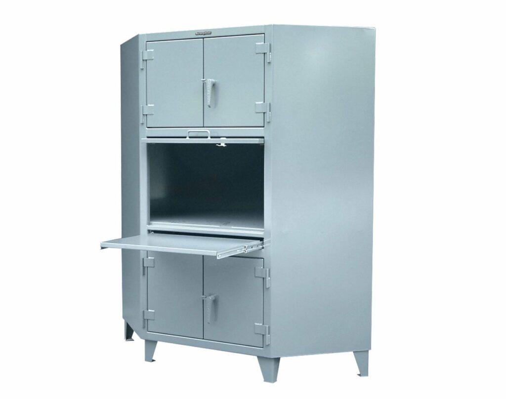 12 GA Extra Heavy Duty Corner Cabinet
