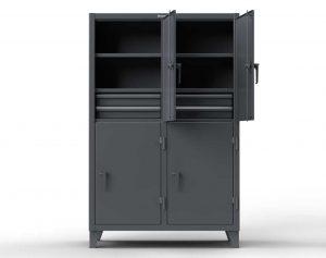 Double-Tier Locker - 2 Compartments