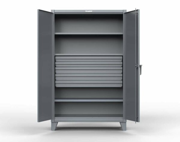 12 GA Extra Heavy Duty Cabinet with 5 Drawers