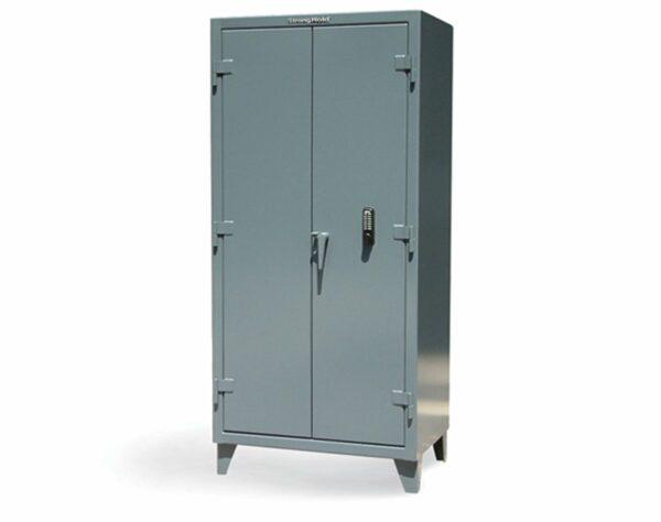 12 GA Extra Heavy Duty Steel Cabinet - Keypad Lock