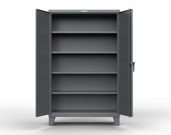 Extra Deep Heavy Duty 12 GA Industrial Cabinet