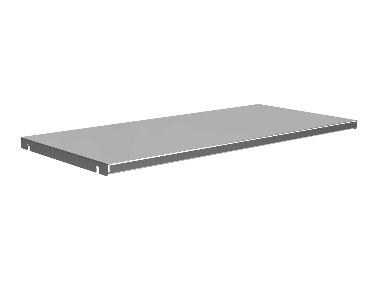 Stainless Steel Adjustable Shelf for 36 in. W x 24 in. D Cabinet