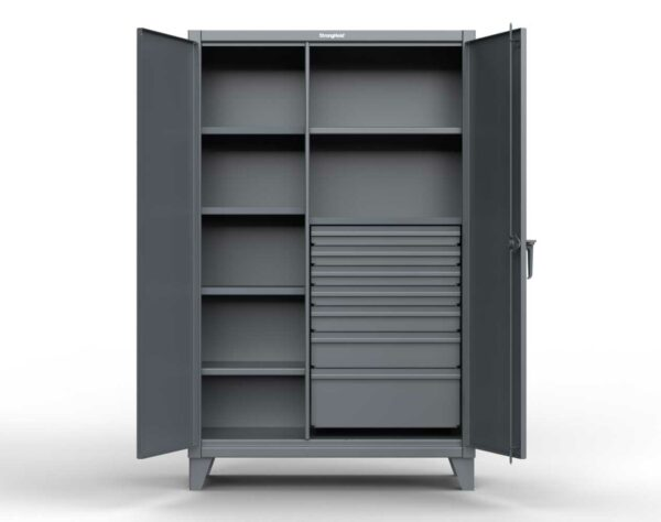 12 GA Extra Heavy Duty Cabinet with 7 Drawers