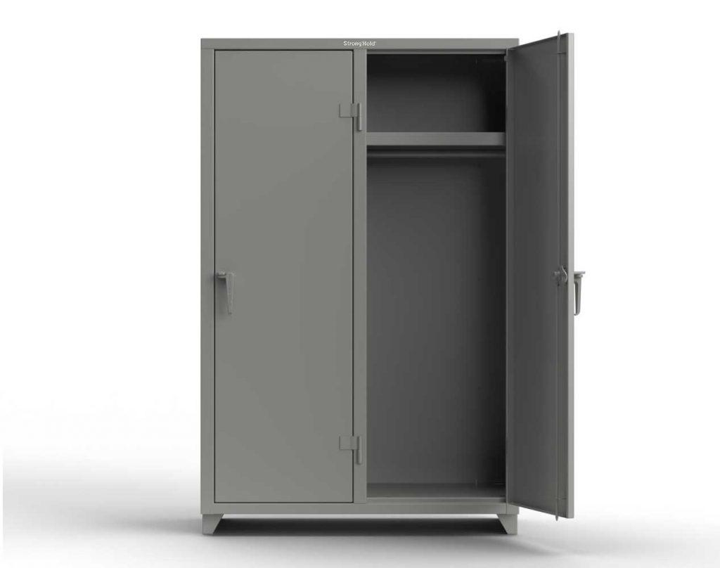 14 GA Single-Tier Locker - 2 Compartments