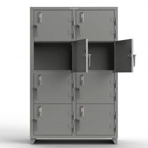 Access Control Lockers
