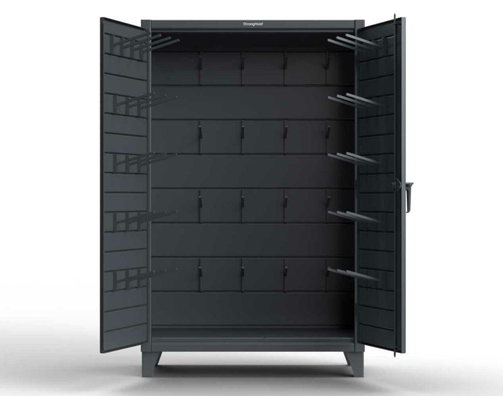 12 GA Extra Heavy Duty Cabinet with Hooks