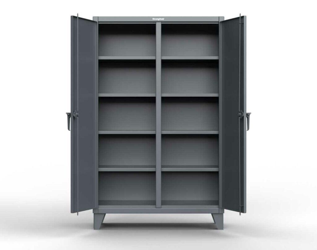 12 GA Extra Heavy Duty Double Shift Cabinet