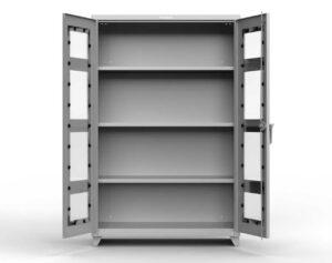14 GA Heavy Duty Clearview Cabinet
