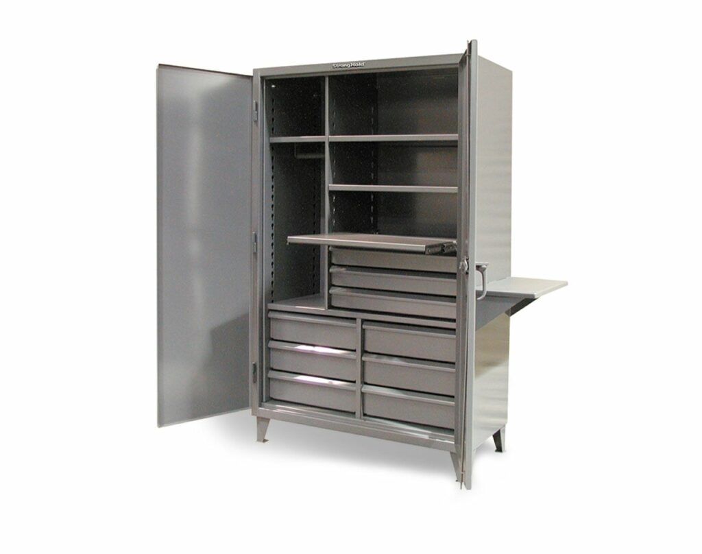 Ultimate Tool and Uniform Cabinet