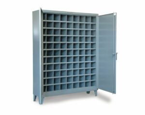 Metal Bin Storage Cabinet