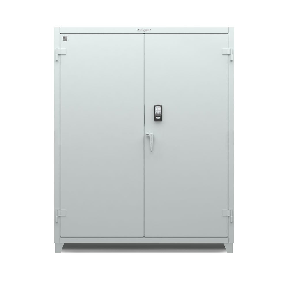 Strong Hold Cabinet with Electronic Lock and Card Reader