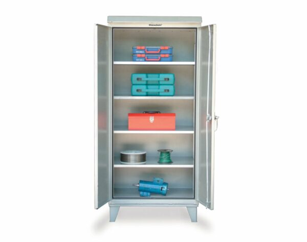 12 GA Stainless Steel Weather Proof Cabinet