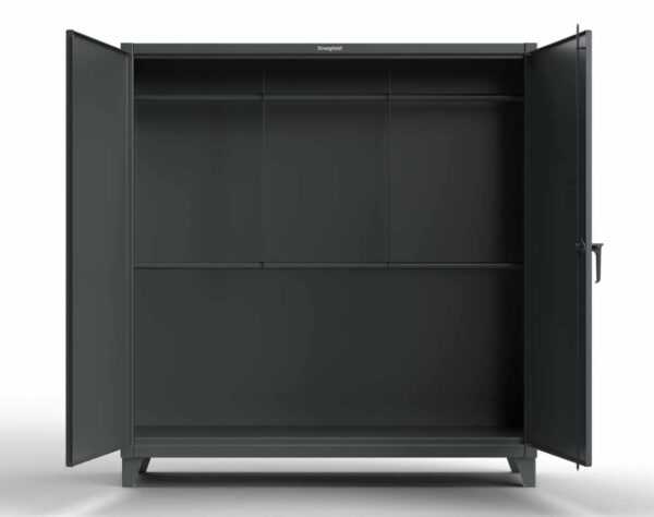 12 GA Extra Heavy Duty Chain/Hose Storage Cabinet
