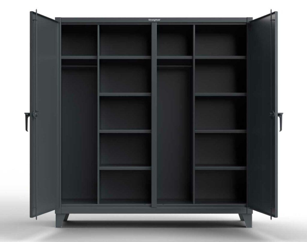 Double Shift Uniform Cabinet