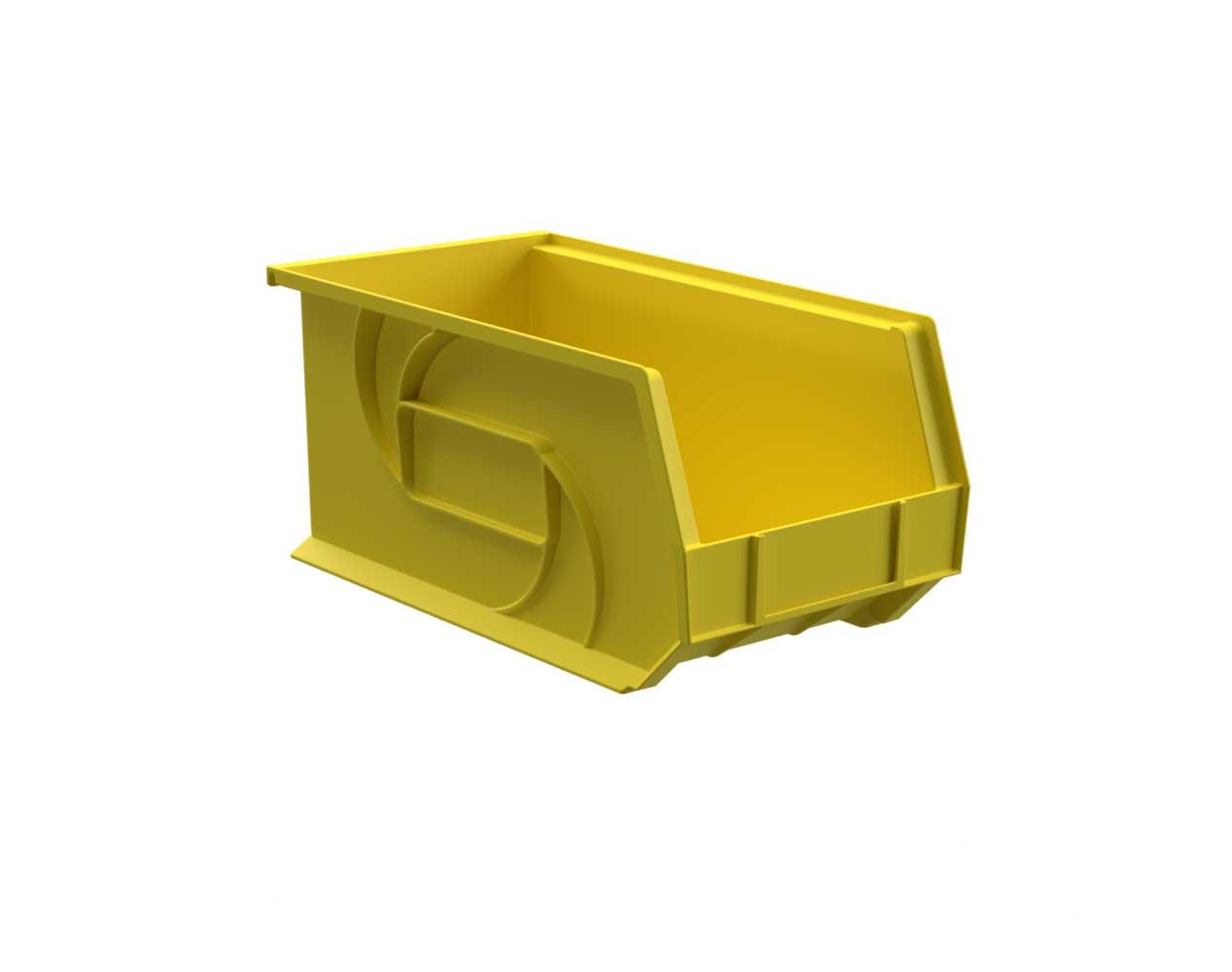 Large Removable Polypropylene Bin