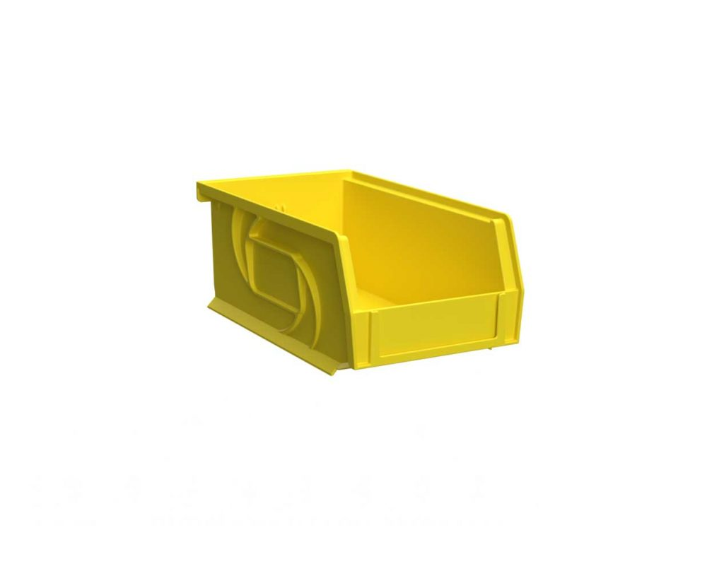 Small Removable Polypropylene Bin